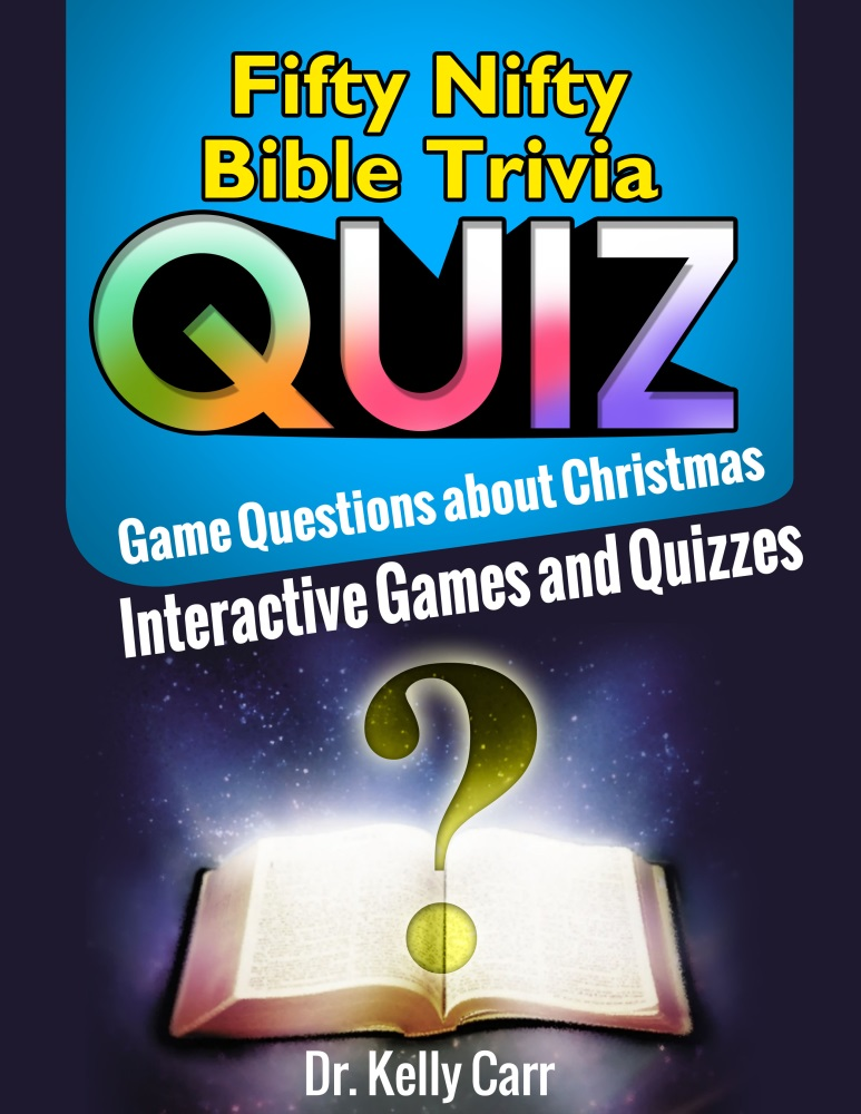 Christmas Bible Trivia Game Book